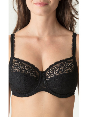 Underwired bra I DO BLACK